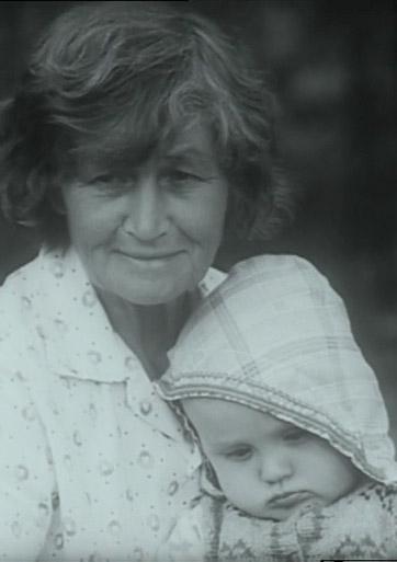 Močiutė ir kulkosvaidis