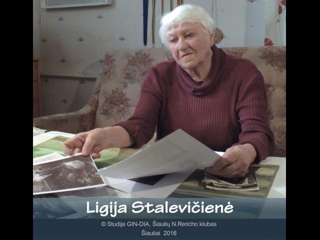 Ligija Stalevičienė