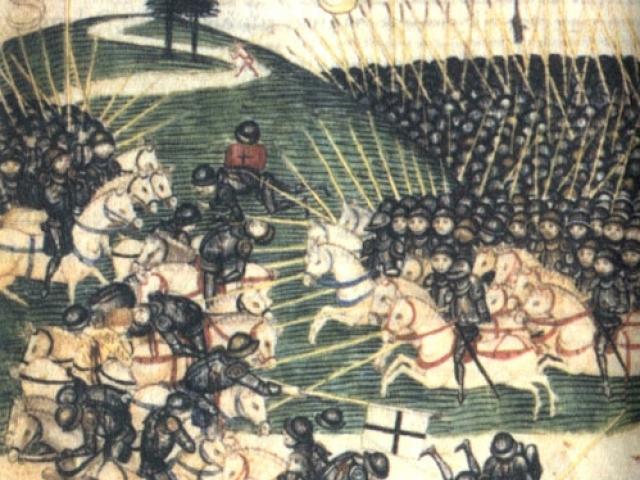 1410 Žinomas nežinomas Žalgiris / 1410. Known Unknown Zalgiris (Grunwald)