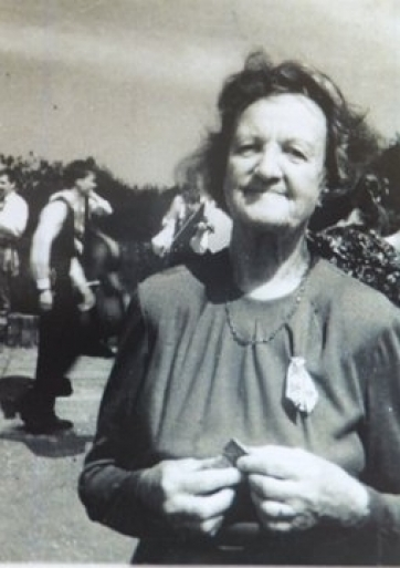 Alė Rūta. Ilgesys