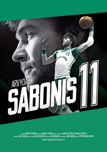 Arvydas Sabonis 11. Visa galva aukščiau