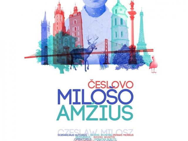 Česlovo Milošo amžius (I, II, III dalys)