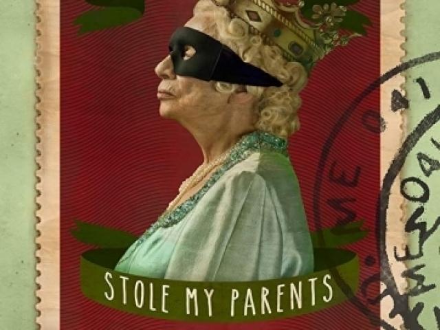 Anglijos karalienė pagrobė mano tėvus