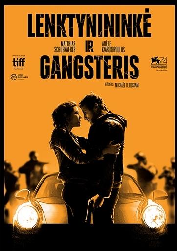 Lenktynininkė ir gangsteris