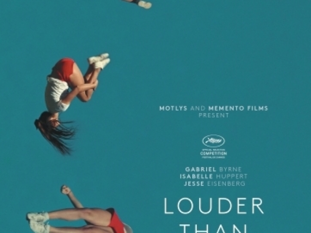 Garsiau už bombas / Louder Than Bombs