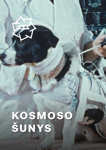 Kosmoso šunys / Space Dogs