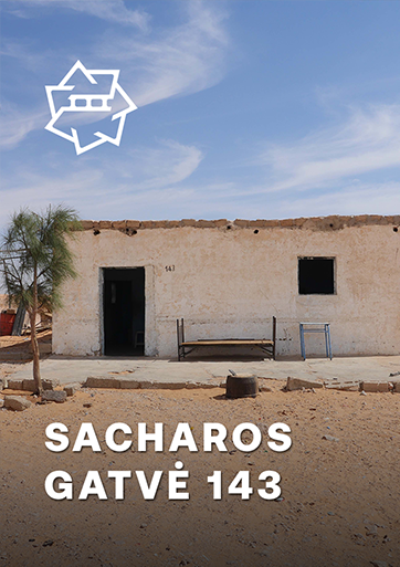 Sacharos gatvė 143 / 143 Sahara Street