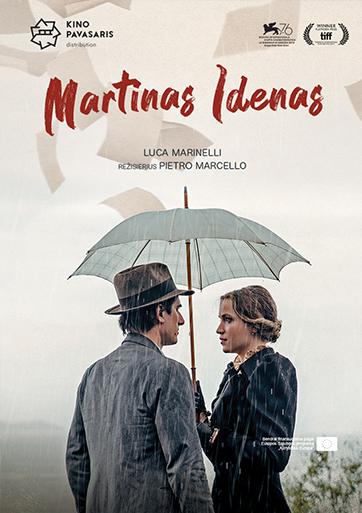 Martinas Idenas / Martin Eden