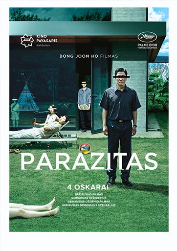 Parazitas / Parasite
