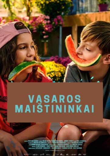 VASAROS MAIŠTININKAI