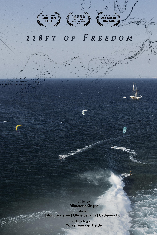 118 pėdų laisvės / 118ft of Freedom