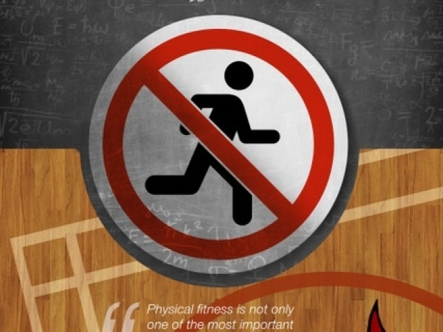 (Ne)bėgiok / No Running