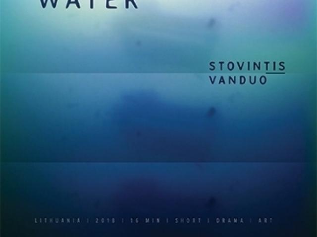 Stovintis vanduo